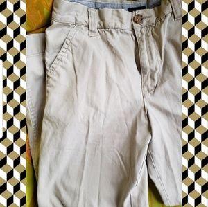 Tommy Hilfiger Bottoms - Tommy Hilfiger khaki pants. Boys size 16.